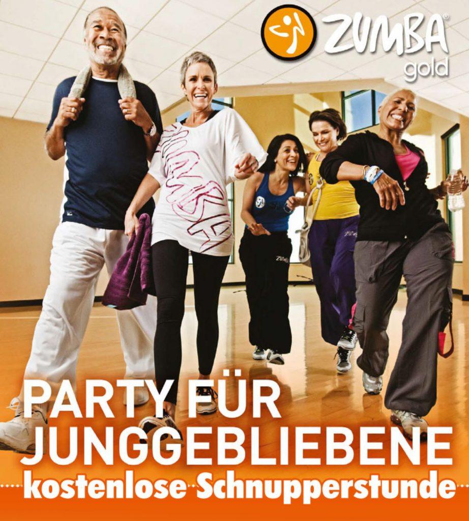 Zumba-FT Rosenheim Schnupperstunde